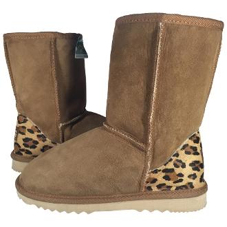 animal print ugg boots