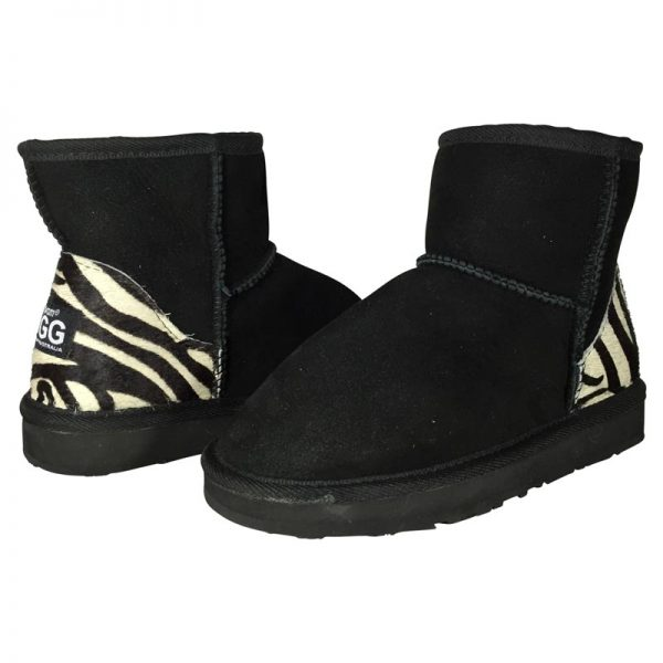 finest selection a76c3 bdcbb Classic Ultra Short with Animal Print Ugg Boots