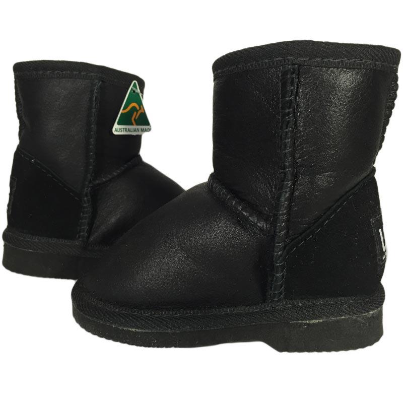 Kids' Classic Mini Nappa Ugg Boots